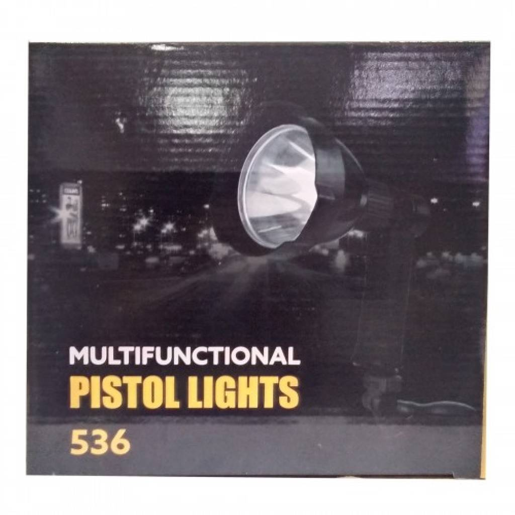 new multifunctional pistol lights