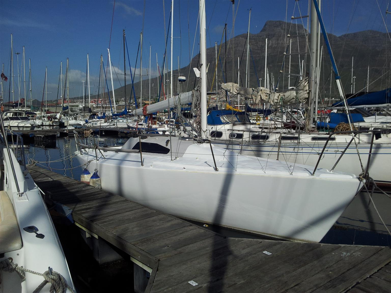 Racing yacht for sale