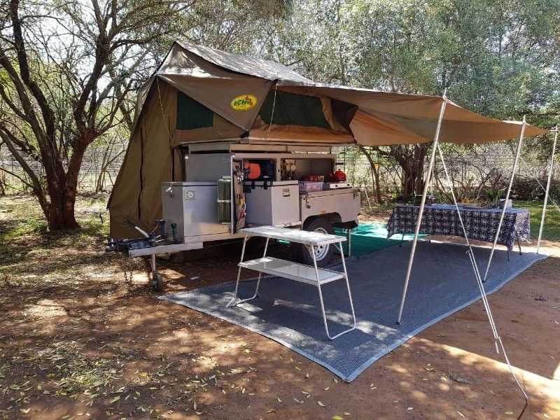 Off Road Camping Trailer for sale in the North West