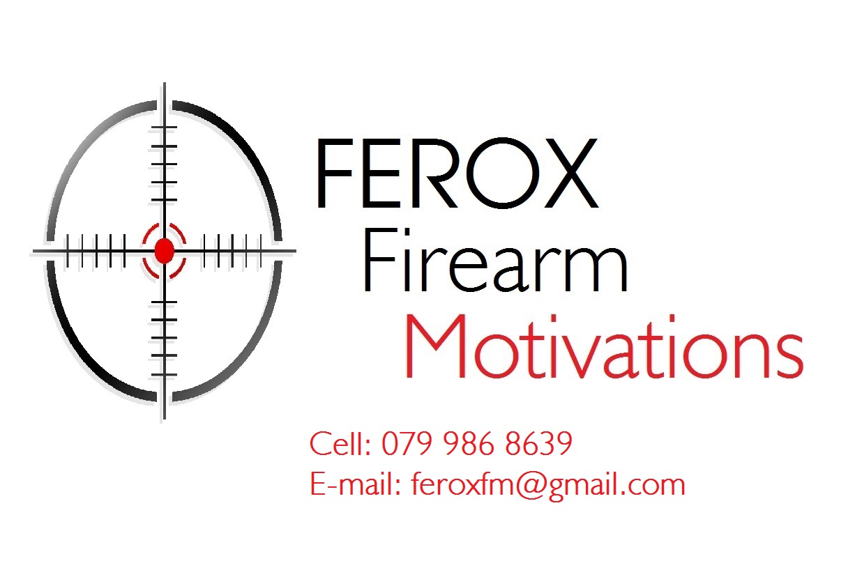 Ferox Firearm Motivations - Fast, professional and efficient service!