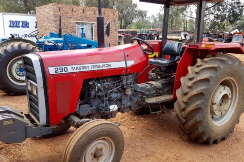 MAssey Ferguson 290 Xtra Tractor