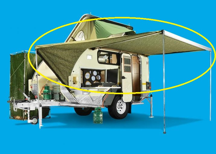 2016 Jurgens Xcape Awning for sale