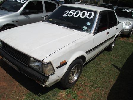 1983 Toyota Corolla >> toyota corolla 1983 in Toyota in South Africa   Junk Mail