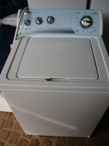 Whirlpool Commercial washing machine