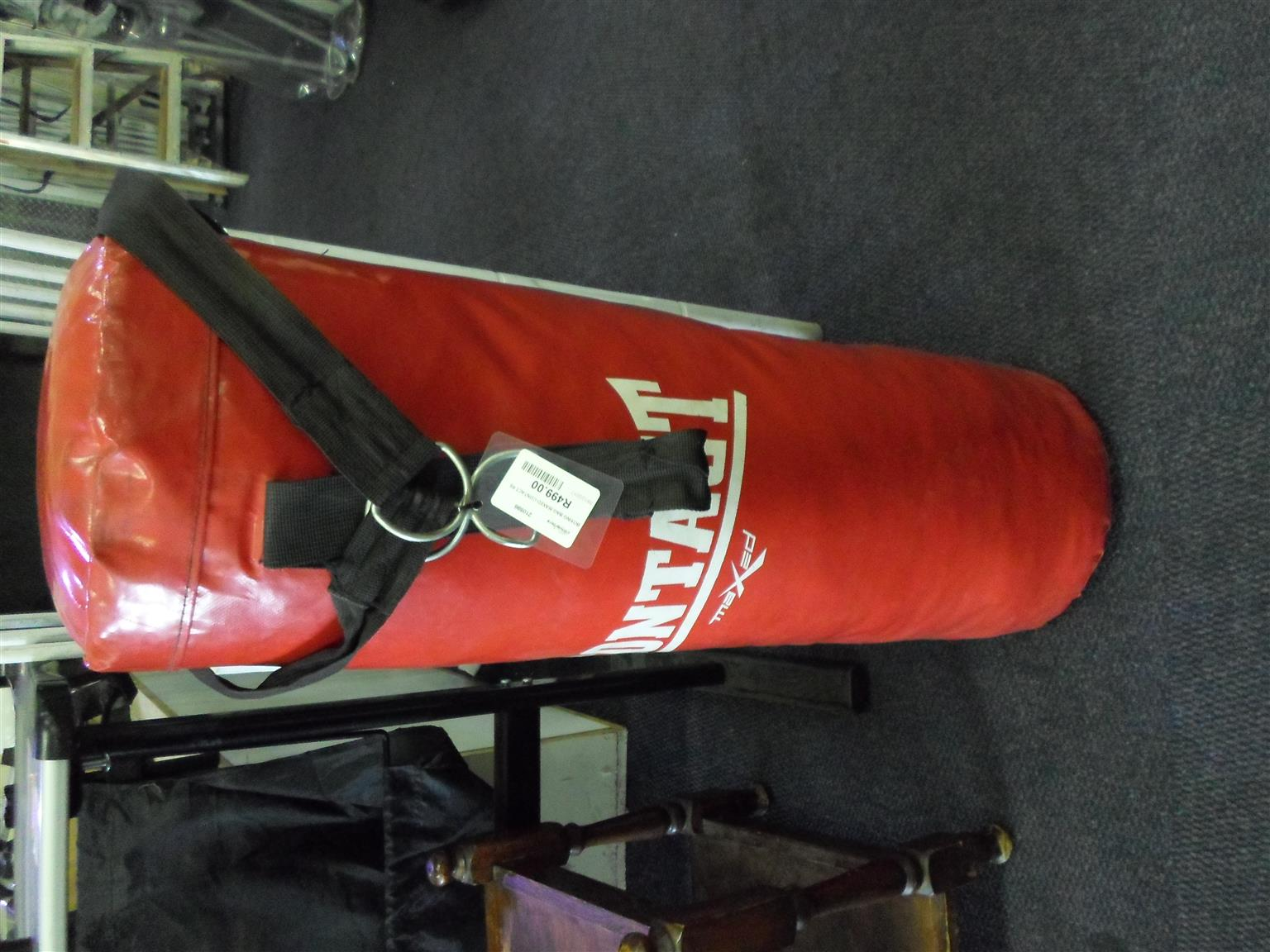 Contact Maxed Boxing Bag