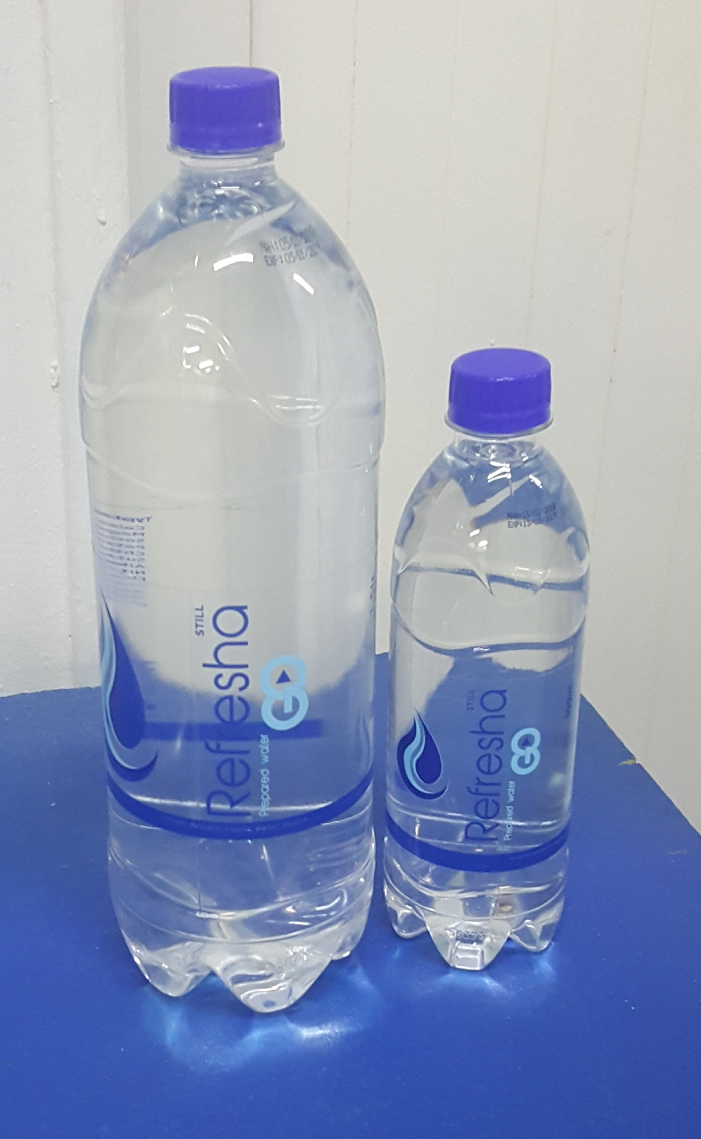 Manufacture of Bottle water, juice and ice