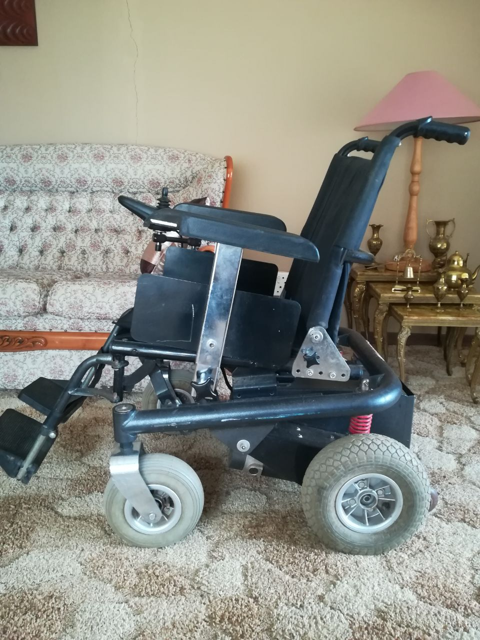 Ce Mobility Velocity electric Wheelchair