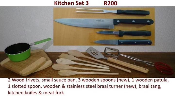 Kitchen set 3
