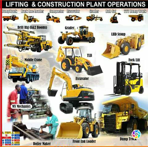 10 days 777 Dump truck Grader training theory &  practicals LHD scoop Drill rig Boilermaker CO2 course
