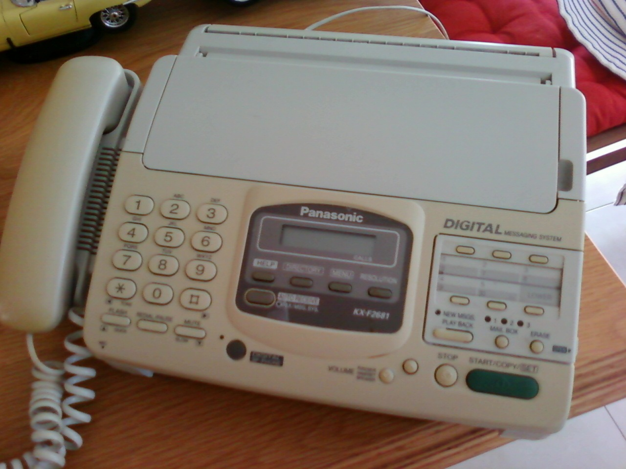Telephone / fax / answering machine for sale