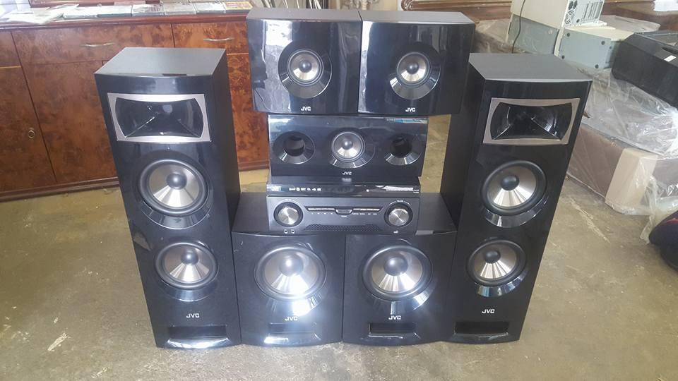 jvc sound system bluetooth cd mp3 hdmi