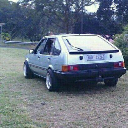 1999 Toyota Avante