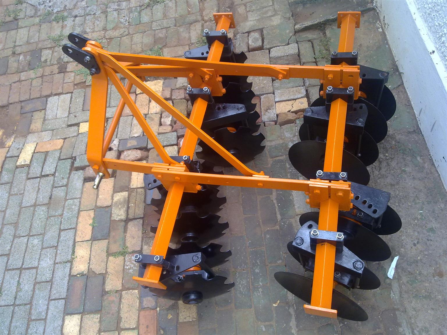 18 Disc Harrow for sale/LM 18 skottel dis te koop