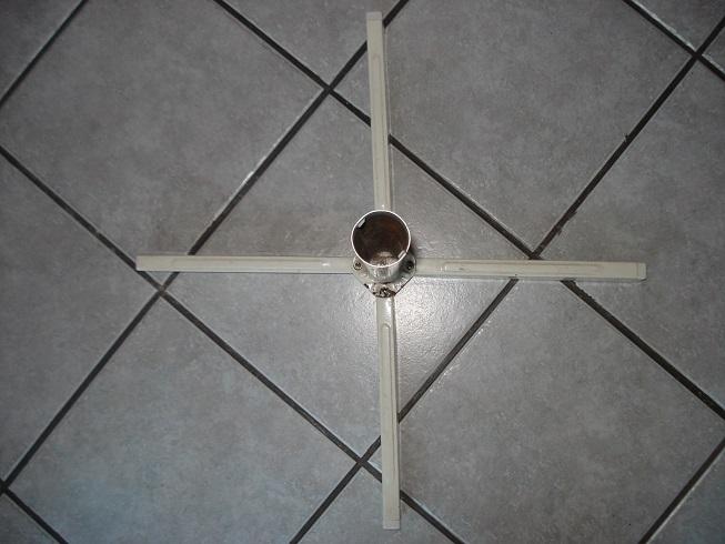 Fan pedestal