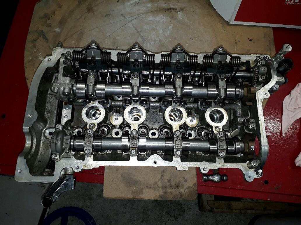 Peugeot Citroen Mini Cooper 1 6 16v Vti Non Turbo