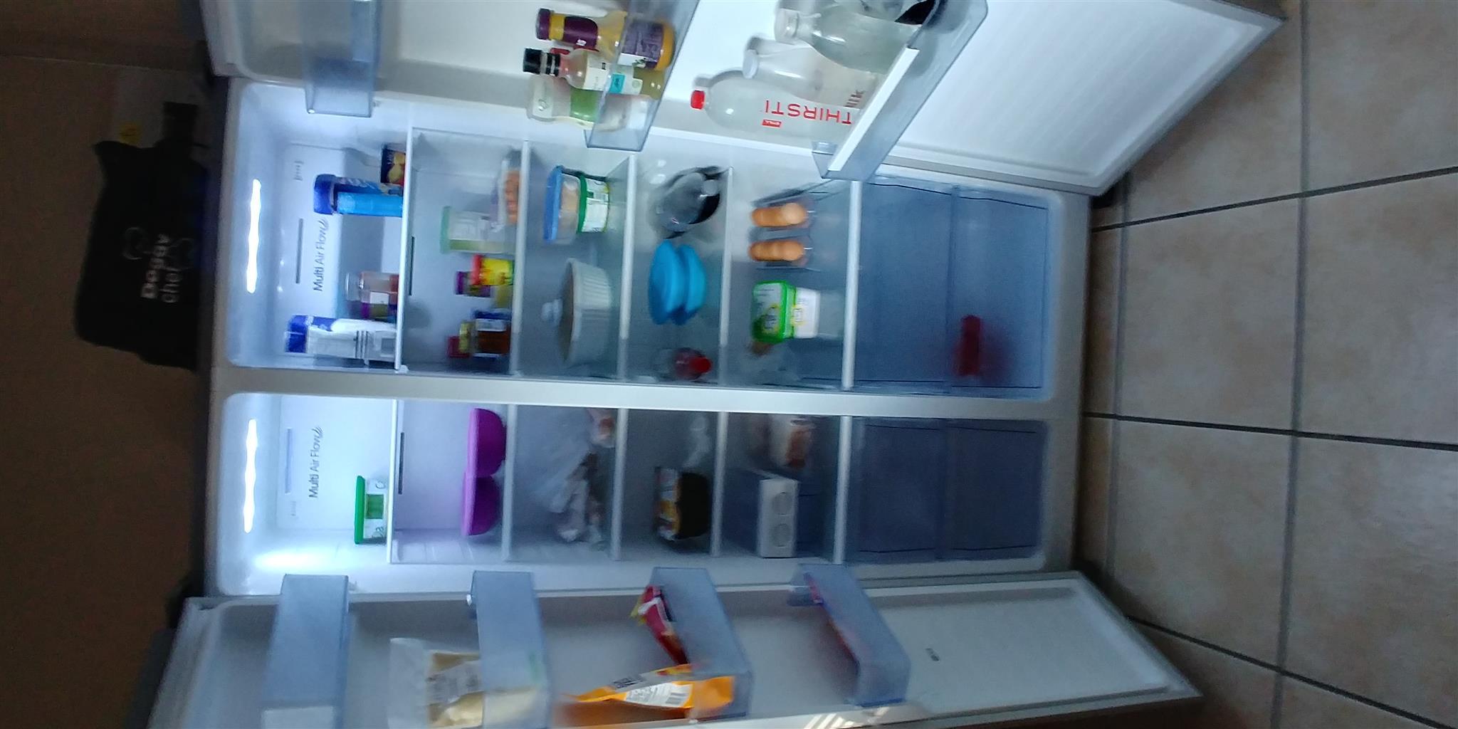 Hisence Side by Side Fridge/Freezer For Sale