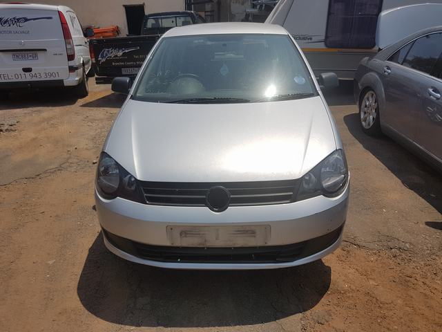 2013 VW Polo Vivo 5 door 1.6