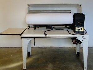 Roller Rotary Ironing Press LARGE
