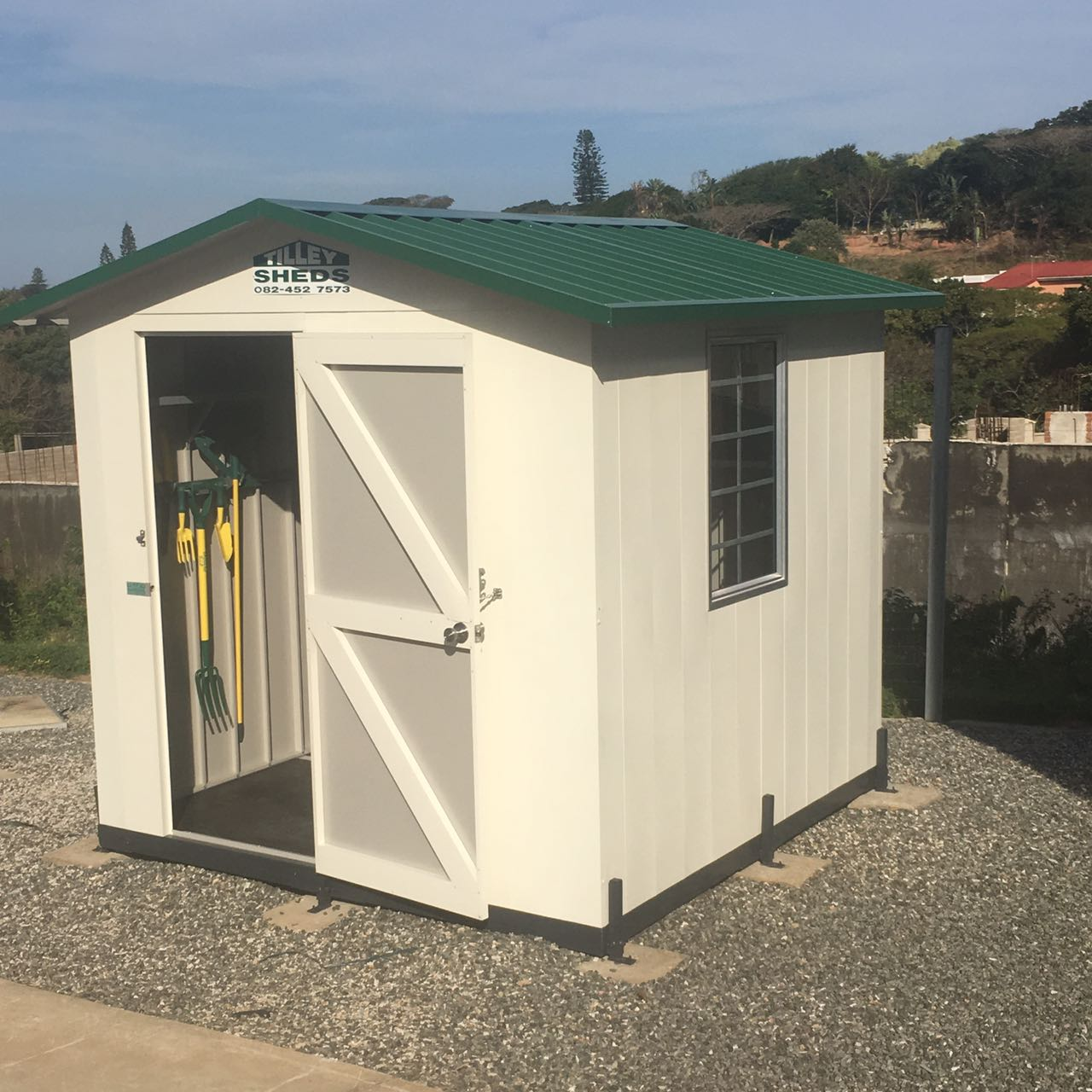 Garden Sheds , Wendy House