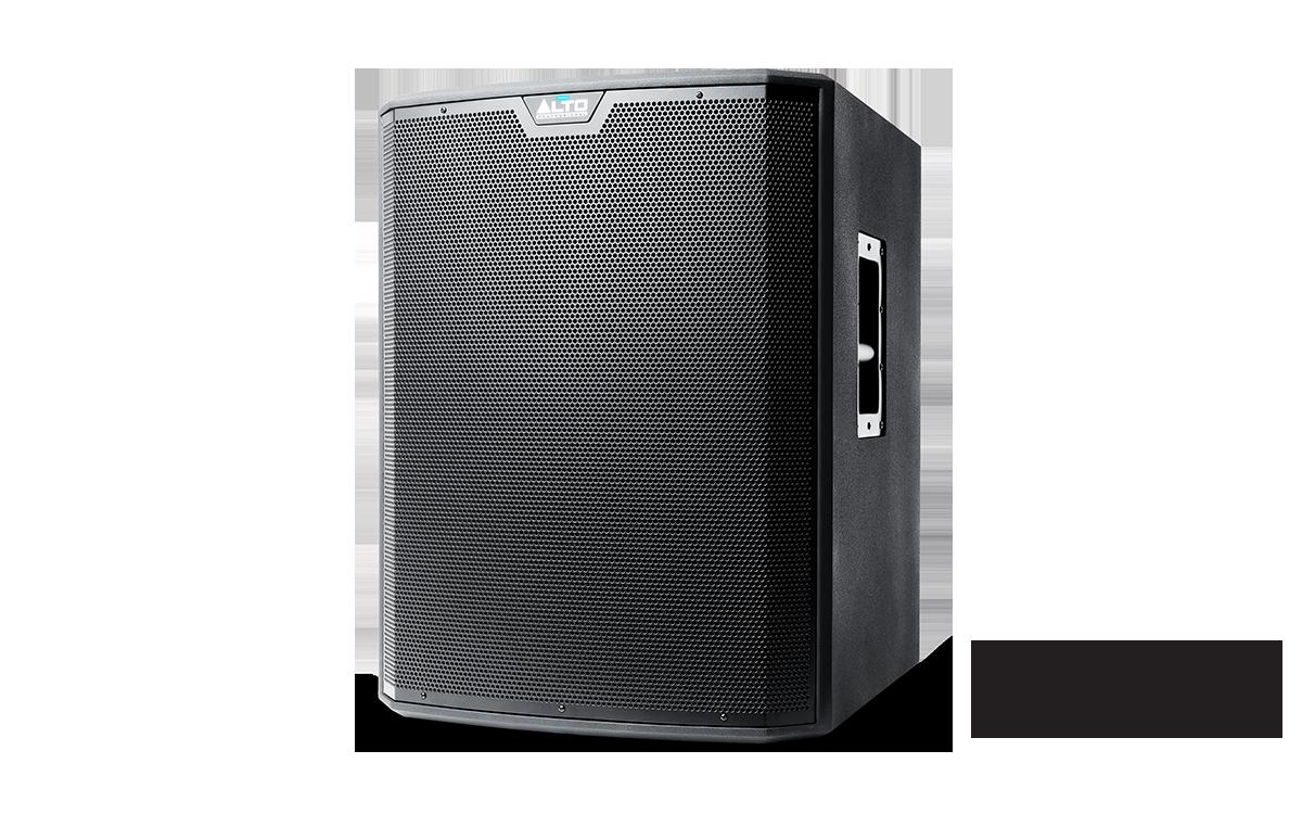 "ALTO TS218 18"" Active Powered Sub Bass Speaker."