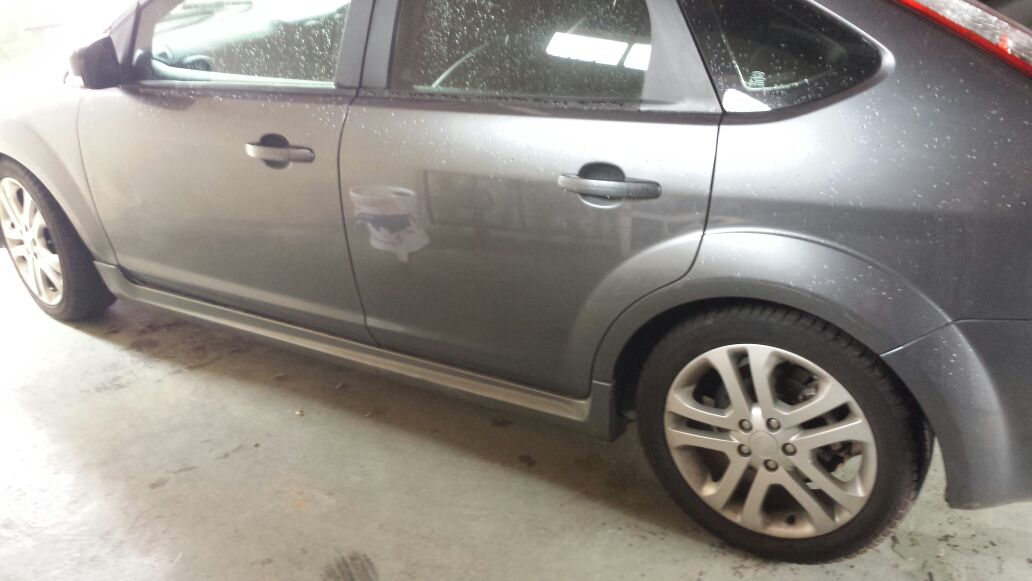ford focus tyres & rims