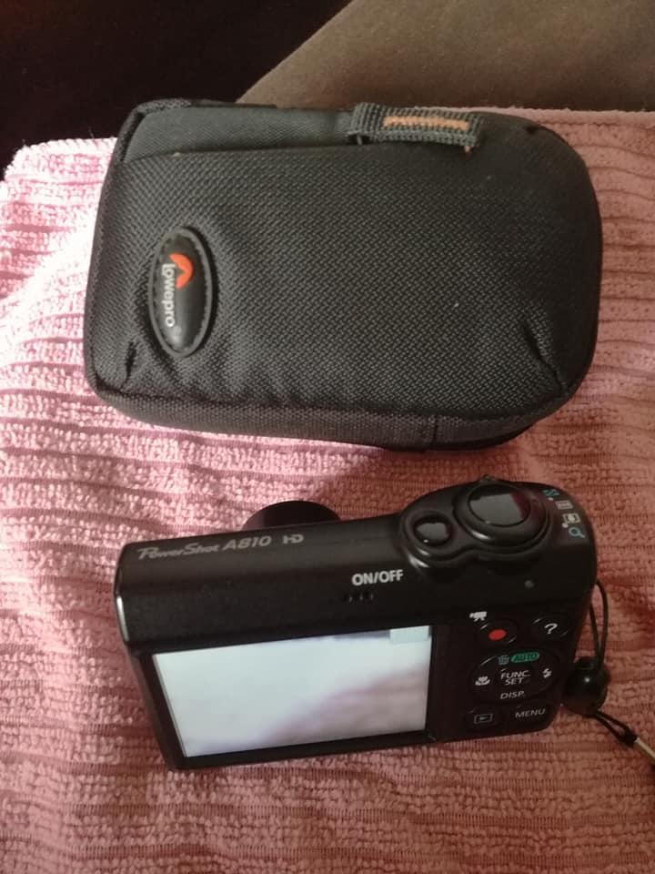 Canon kamera te koop