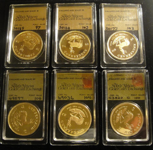 Instant Cash for Gold Coins, Sovereign Gold Coins, Kruger Rands!