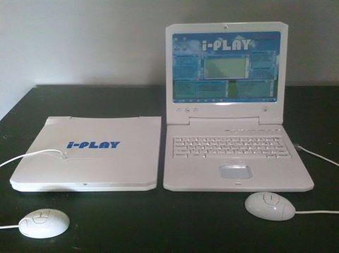 Nuwe I-Play kinder laptops