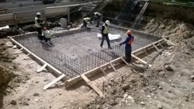 Any construction and civil works