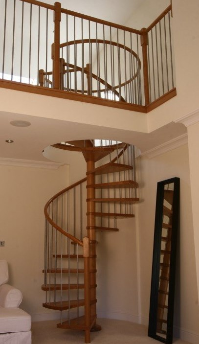 Spiral Staircase, Custom made Stairs, Balustrades, Railings etc.