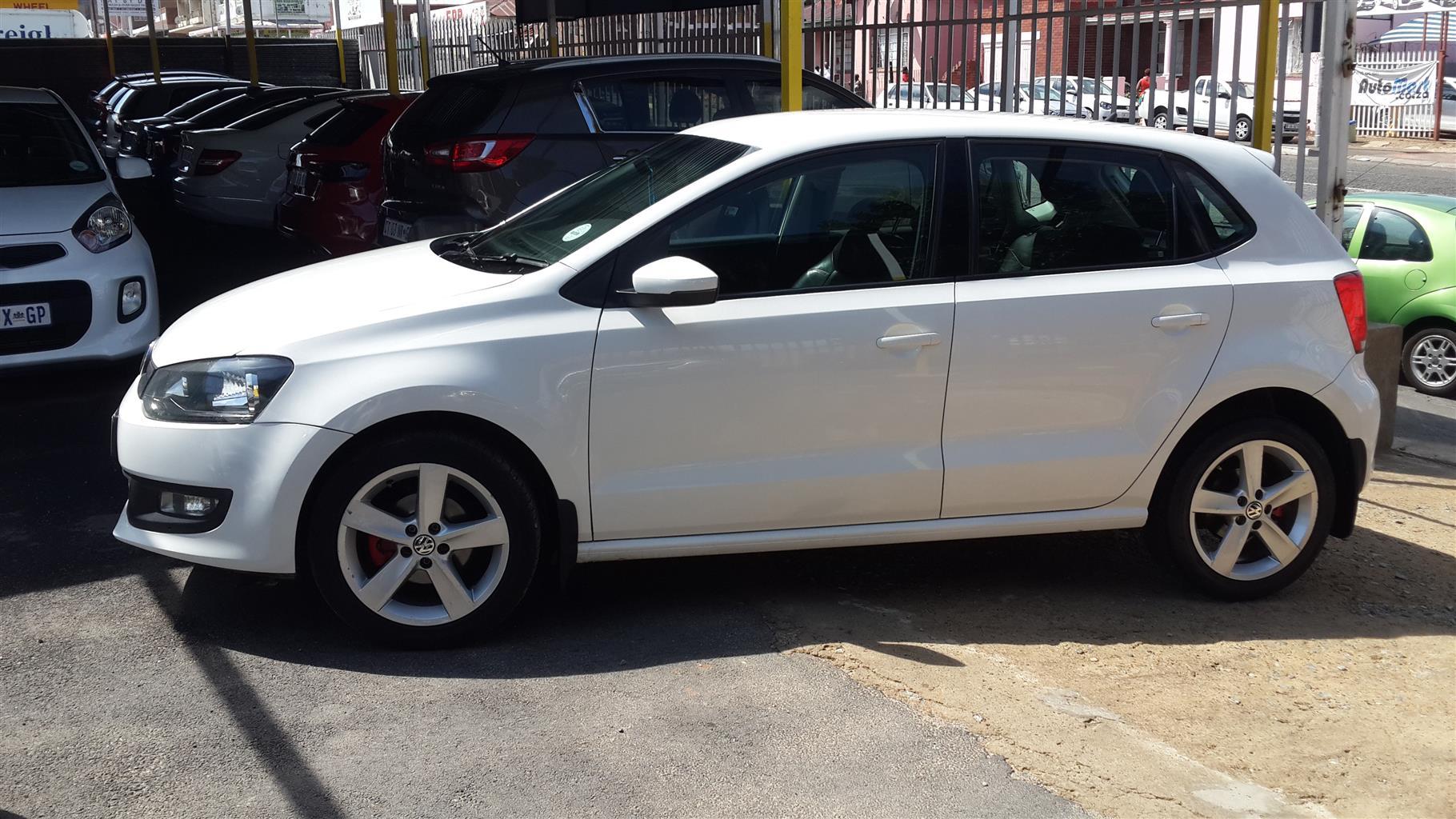 Spiksplinternieuw Vw Polo 1.6 For Sale In Pretoria | RLDM VW-83