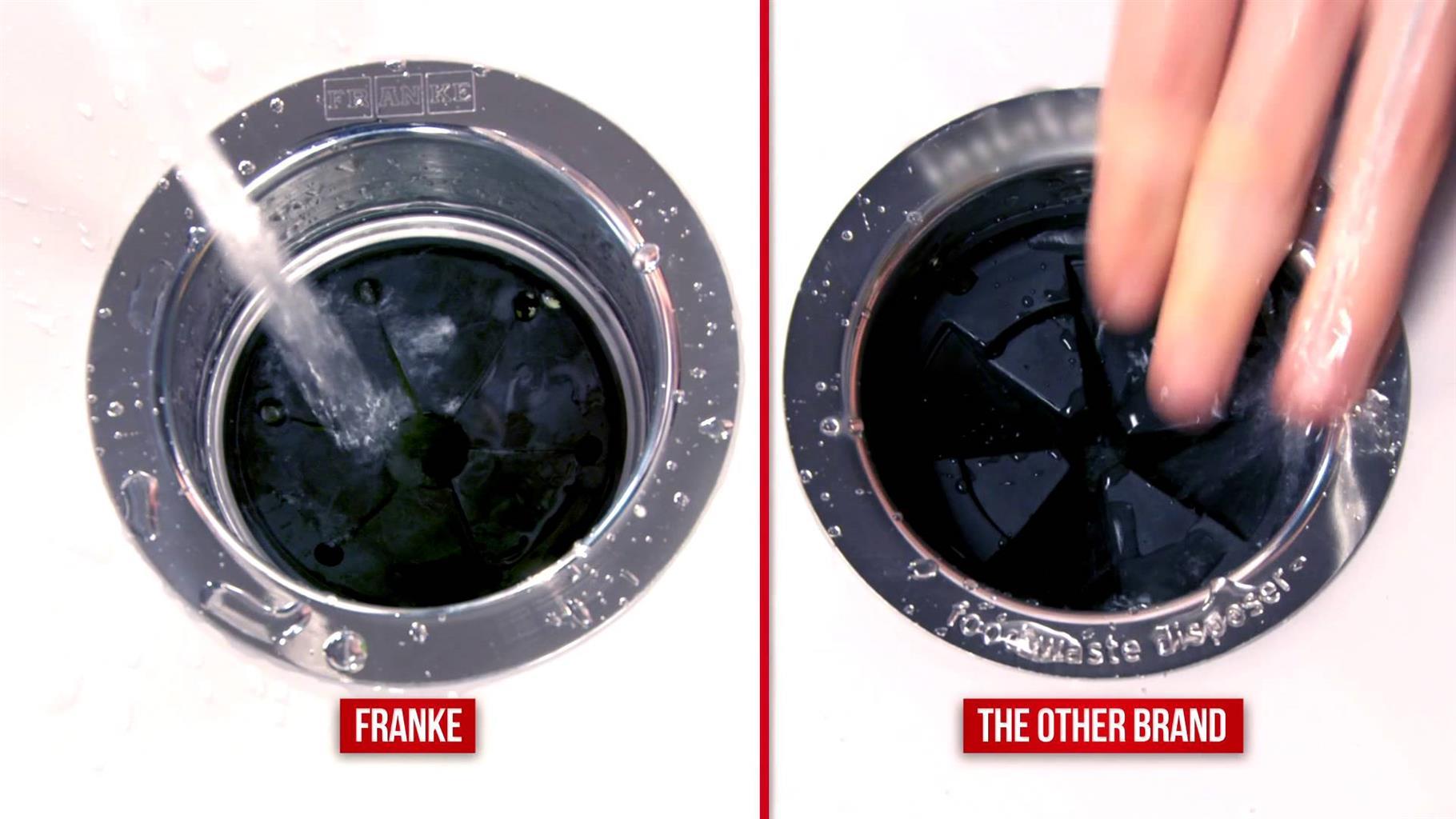 Franke Waste Disposal Unit 3.5 HP