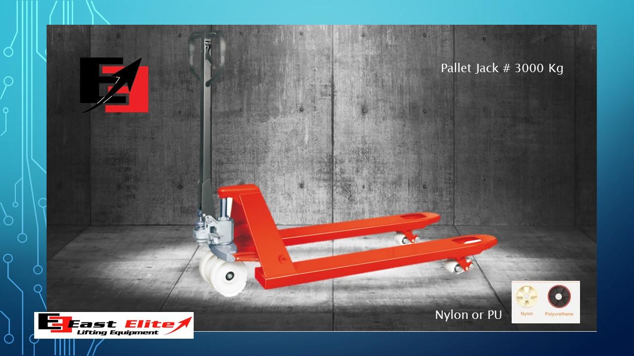 Forklift Pallet jack 3000 New