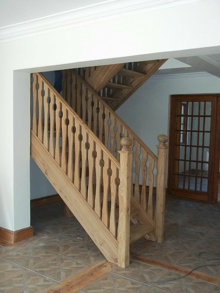 STAIRCASE, Hard Wood Staircase, Perfect tread.