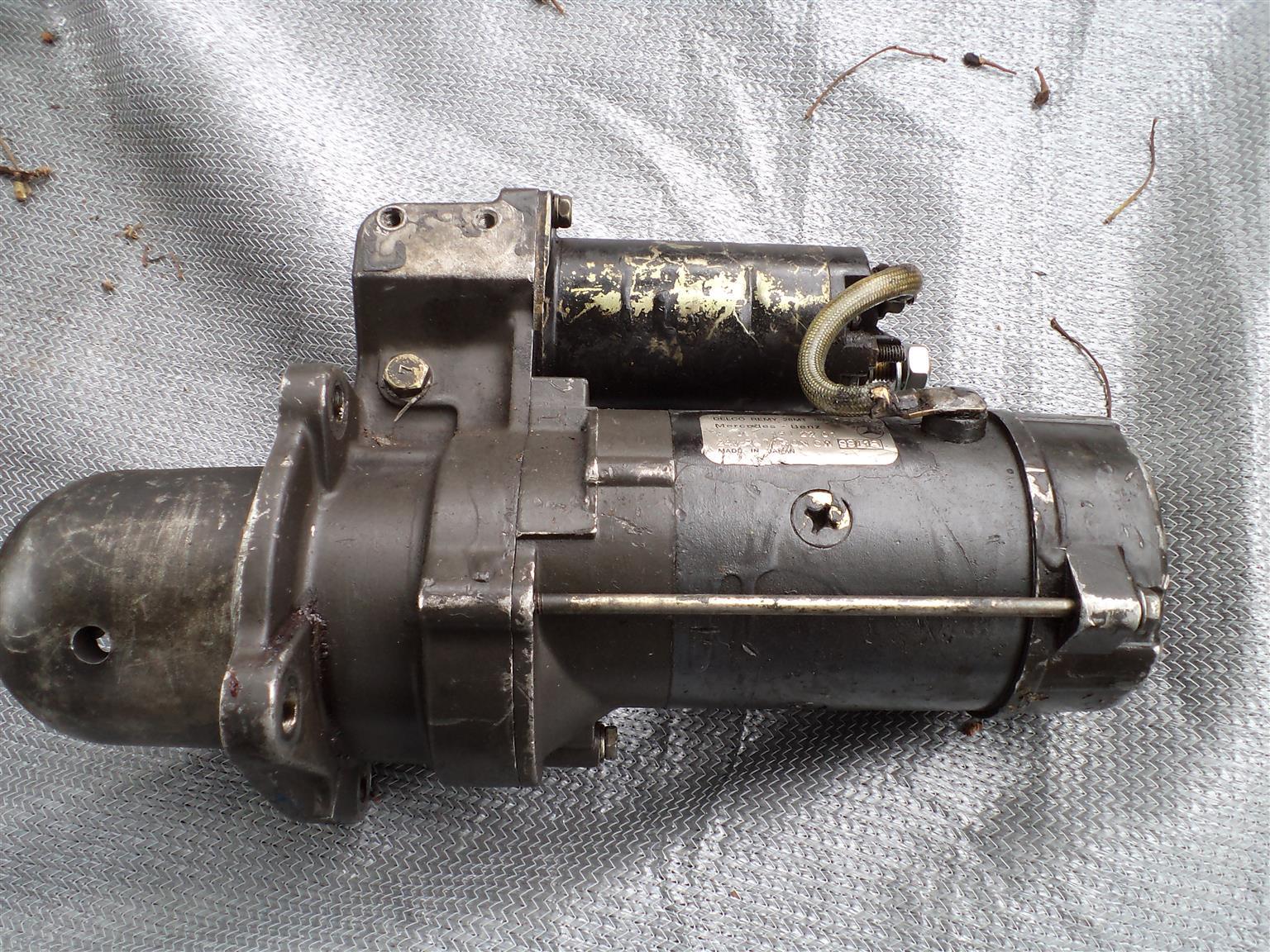 Deco Remy 28 MT starter motor