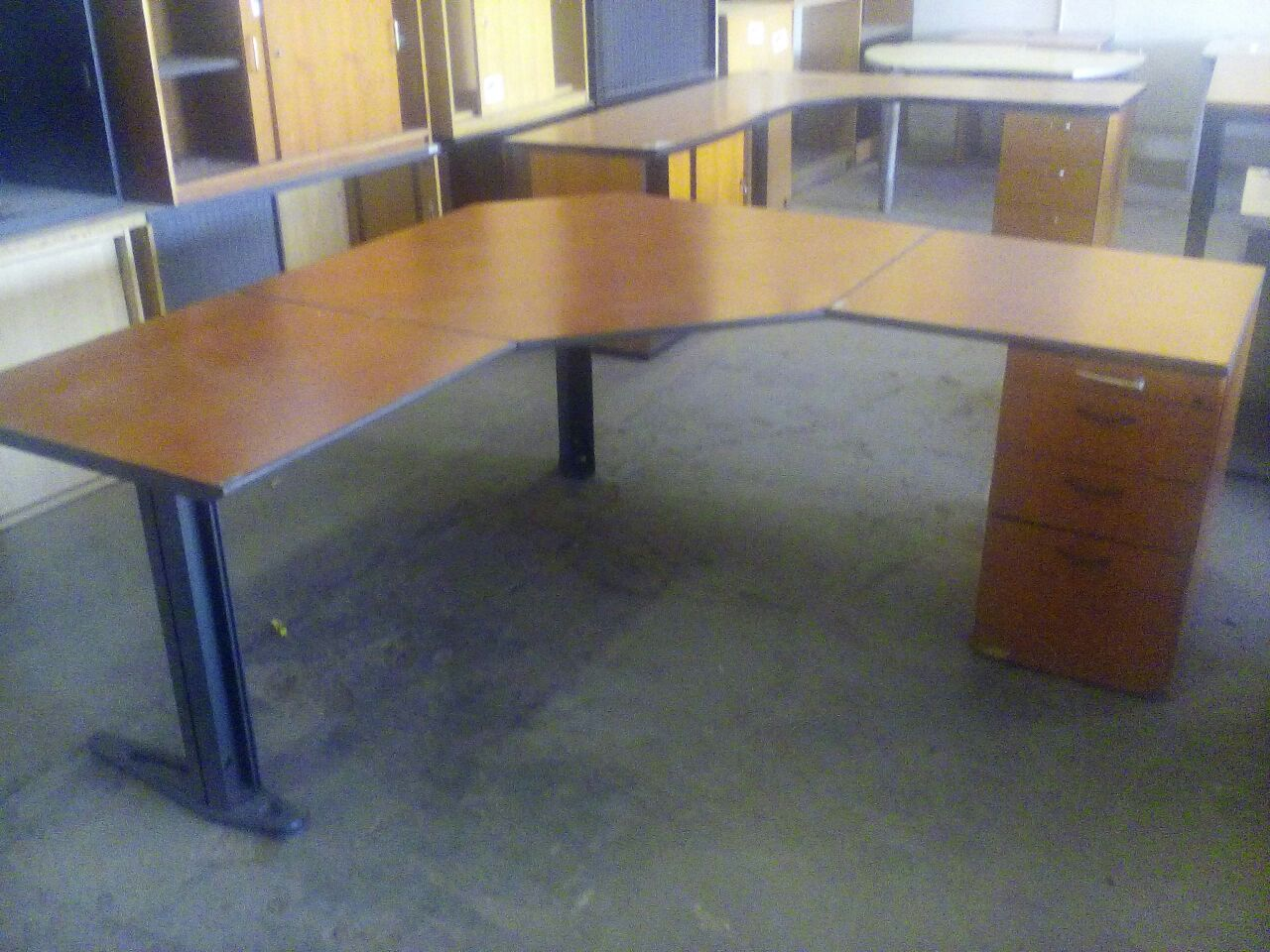 Auction on Office Desk and Chairs