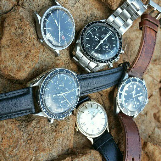 wanted vintage watches