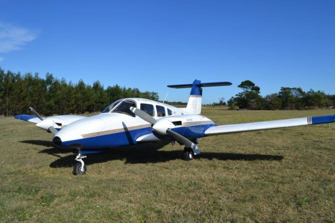 2005 Piper Seminole ZS-PGI
