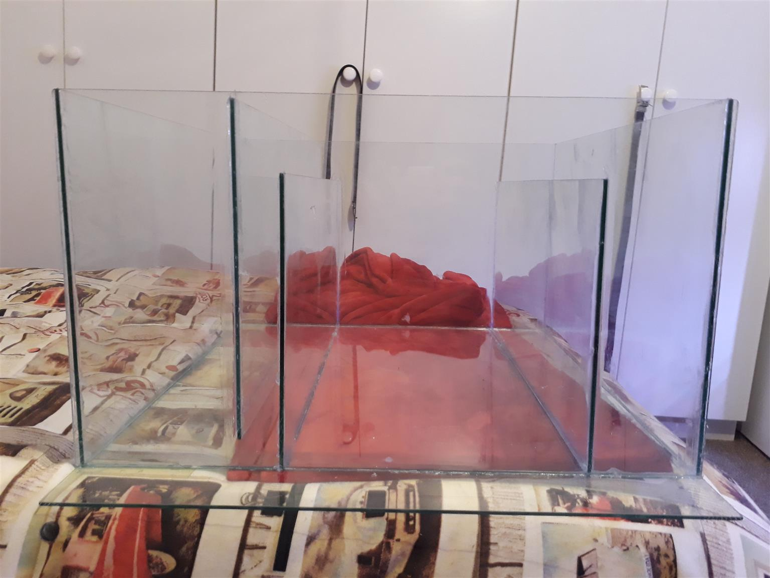 126 Liter Aquarium Sump