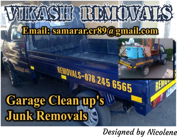 Vikashs removals