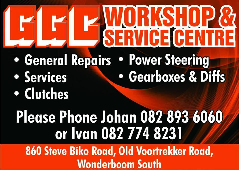 Engine Services, Brakes, Clutches, Prop shafts CV's, Wheel-bearings