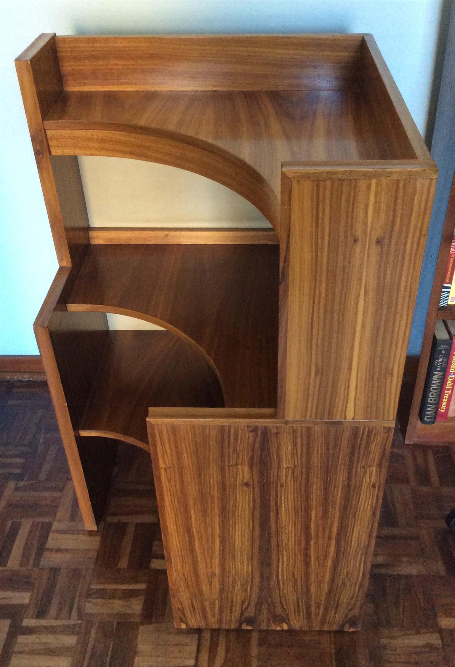 Wooden Corner Units