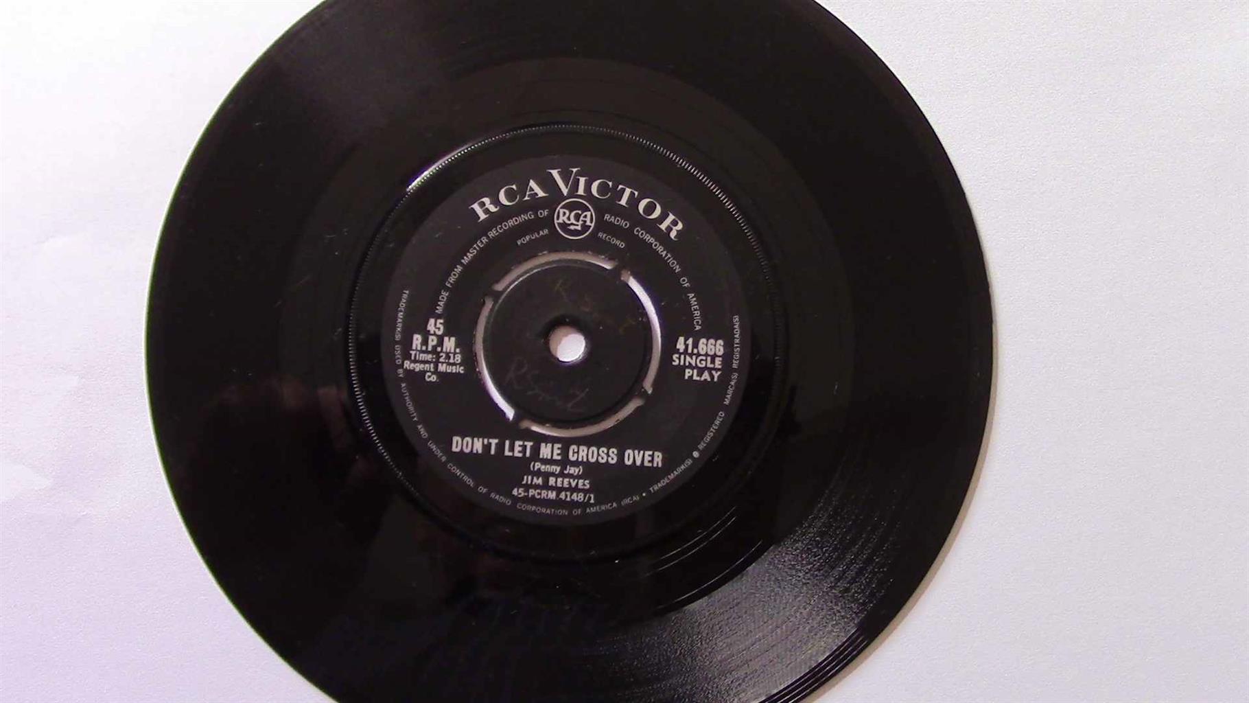 Rare Vinyl Seven Singles(21 - 30)