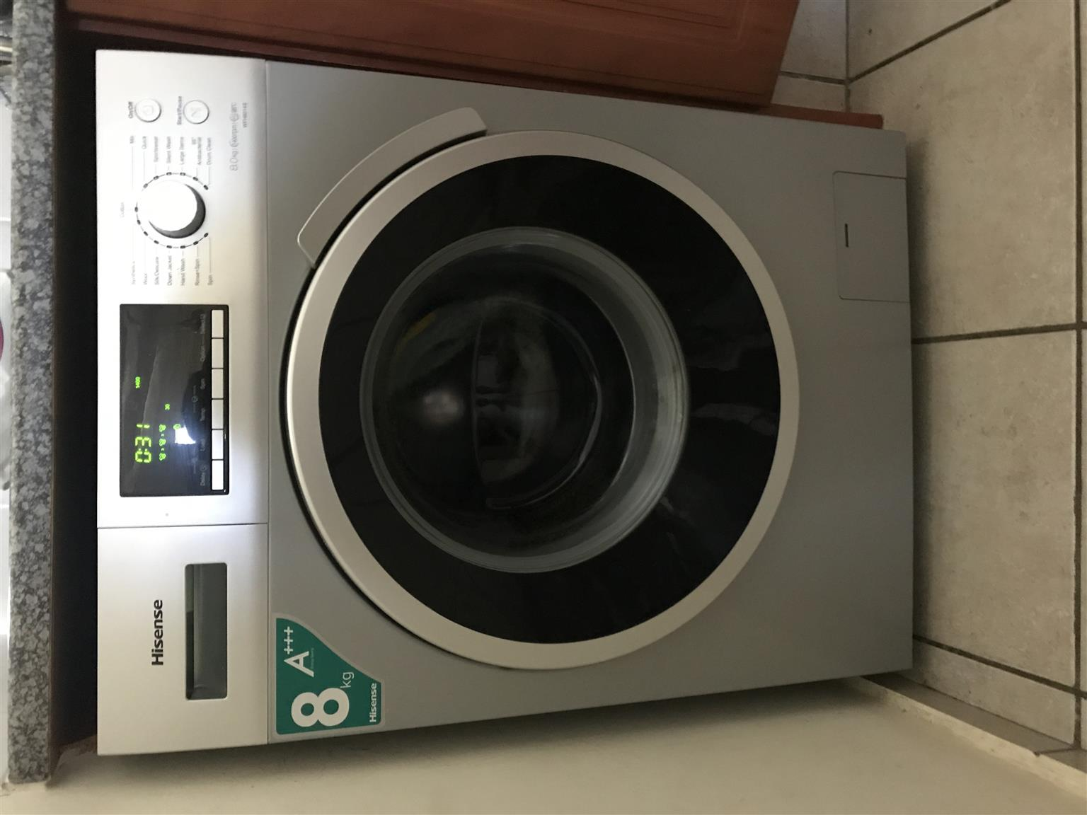 Hi sense washing Machine