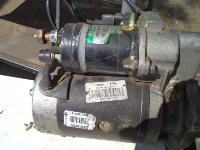 Lucas 24 volt starter for Tata?