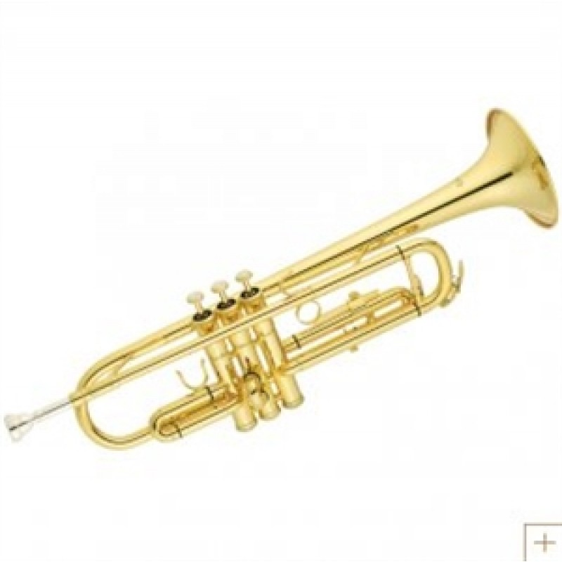 Mason Trumpet,Laquer finish,with case and mouthpiece,NEW. R 2,295