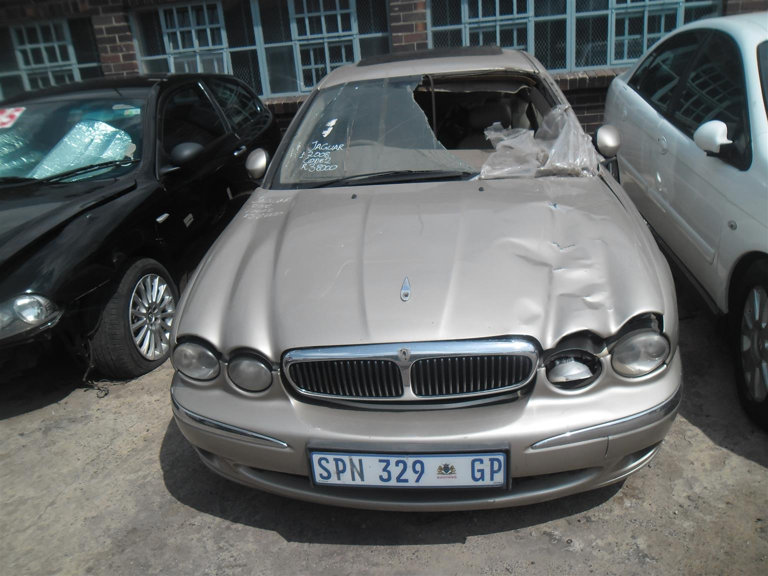 JAGUAR X-TYPE V6 3.0 STRIPPING FOR SPARES GEARBOX FOR SALE