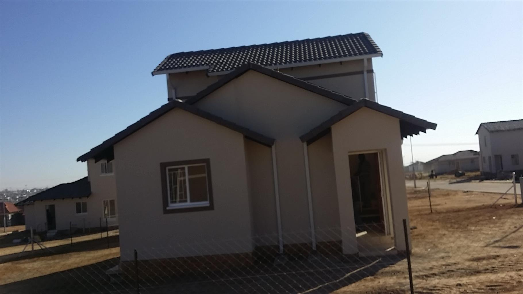 Beautiful Double Story House For Sale
