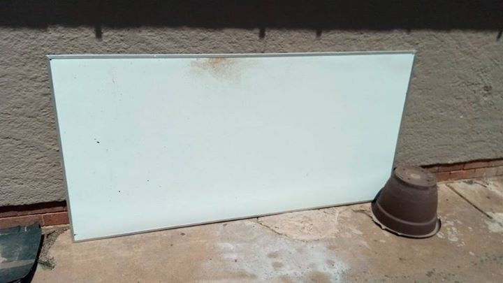 White drawing board for sale