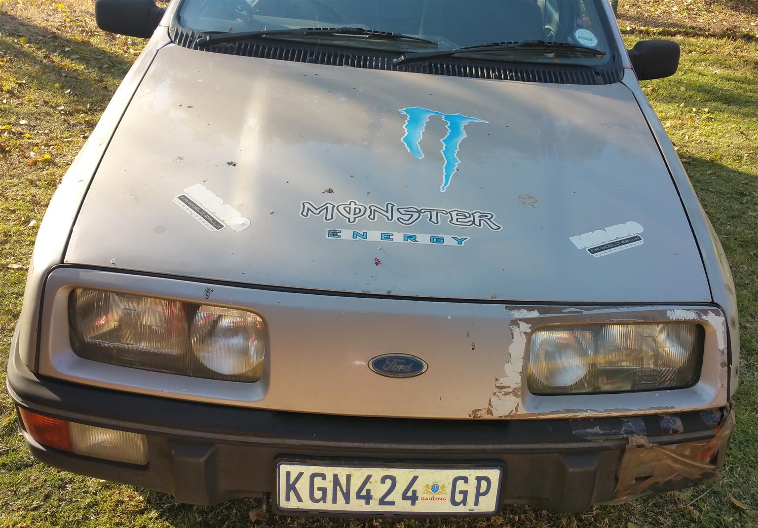 Ford Sierra Front Bumper Wanted